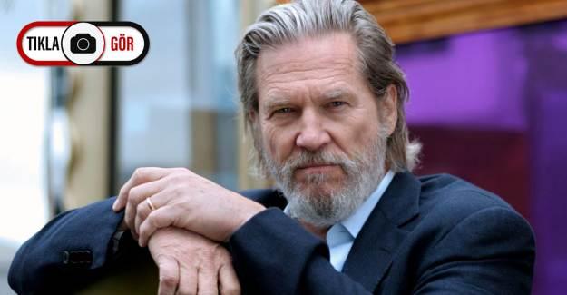 Jeff Bridges: Kansere Yakalandım