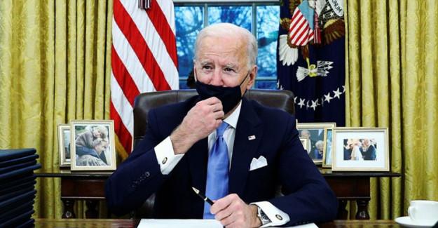 Joe Biden, Donald Trump'ın İzlerini Silmeye Başladı