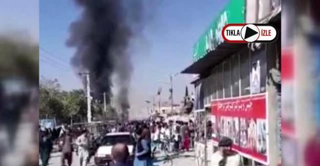 Kabil'de Bombalı Saldırı: 3 Ölü