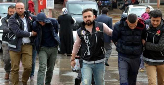 Kahramanmaraş' ta Uyuşturucu Operasyonunda Tutuklama