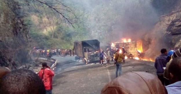 Kamerun'da Feci Kaza: 53 Ölü, 21 Yaralı