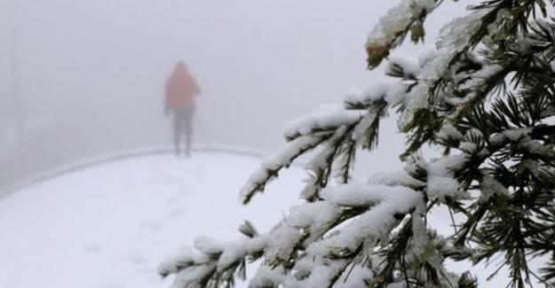Meteoroloji Uyardı! Buzlanma ve Don Bekleniyor