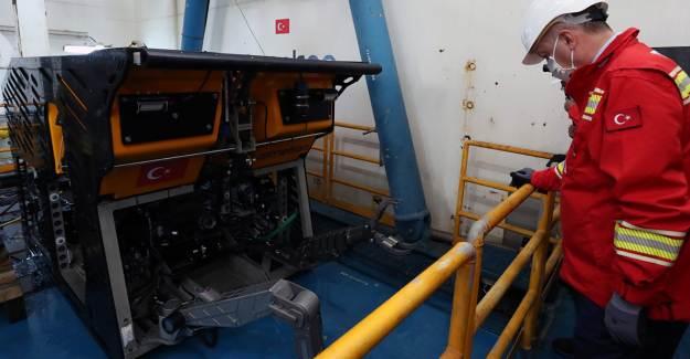Kaşif Dünya Üzerindeki En Güçlü Hibrit ROV Sistemine Sahip