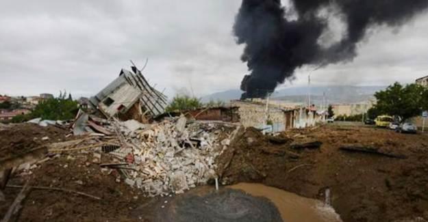 Katil Ermenistan 2 Günde 90 Kişiyi Öldürdü