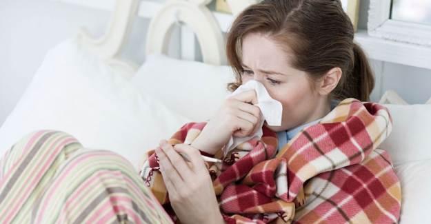 Koronavirüs Geldi, Grip Gitti