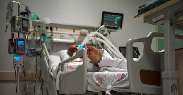 Kovid-19 Ağır Hasta Sayısı 3 Ayda 2 Binin Altına Düştü