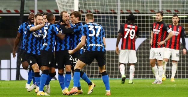 Kupada Milano Derbisinin Galibi Inter