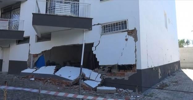 Kuşadası'nda Deprem Sonrası Hasarlı Bina Başvurusunda Rekor
