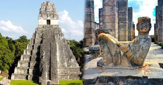 Mayalıların 2 Bin Sene Önce İnşa Ettiği Su Arıtma Tesisi Bugün İşe Yarayabilir