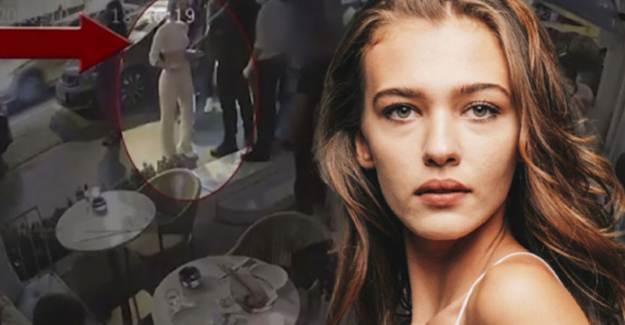 Melisa Döngel Kafeye Alınmayınca Olay Çıkardı