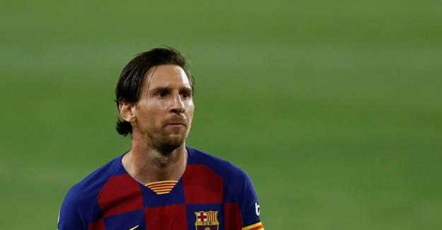 Messi ve Barcelona Aşkı Bitti!