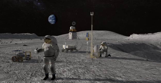 NASA ve Nokia Ay Yüzeyine 4G Teknolojisi Götürüyor