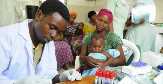 Nijerya'da Sıtma Can Almaya Devam Ediyor