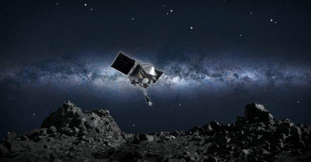 OSIRIX-REx'in Uzaya Düşen Numune Sorunu Çözüldü