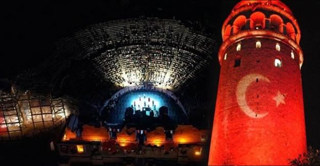 Patara Antik Kenti'ndeki 29 Ekim Konseri Galata Kulesi'nden Canlı İzlenebilecek