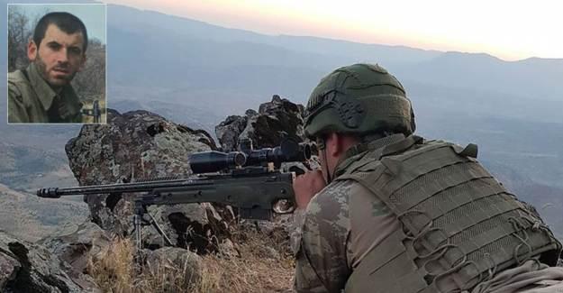 Terörist Ahmet Bal Etkisiz Hale Getirildi