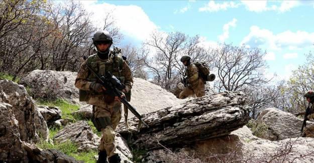PKK'ya Yönelik Operasyon Başlatıldı