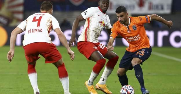 RB Leipzig 2-0 Başakşehir