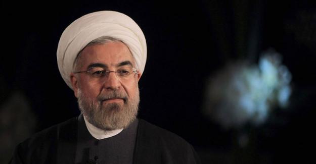 Ruhani: Finansal Kaynaklarımız Dünya Genelinde Kilitlendi