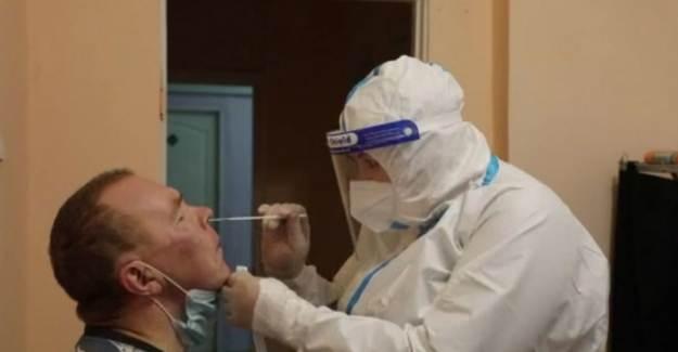 Rus Askerine Kovid-19 Aşısı Uygulaması Başladı
