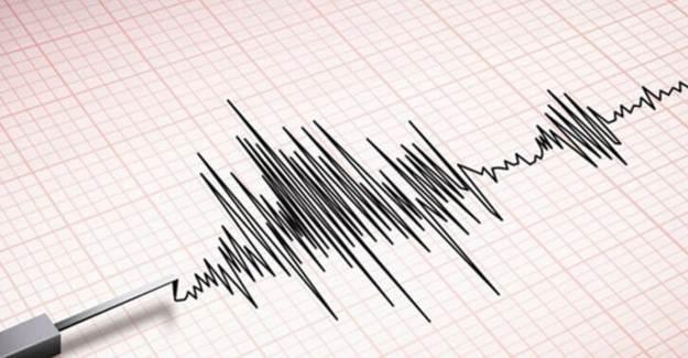 Şam'da Deprem Meydana Geldi!