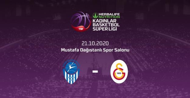 Samsun Canik Belediye 45-102 Galatasaray