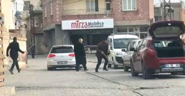 Şanlıurfa'da Akraba Kavgası Kamerada
