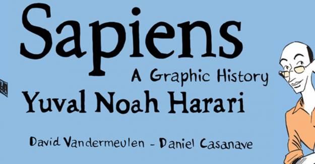 Sapiens Çizgi Roman Olacak