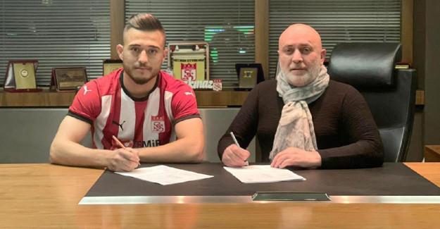 Sivasspor Transferi Açıkladı!