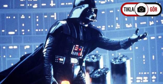 Star Wars'un Darth Vader'ı David Prowse Hayatını Kaybetti!