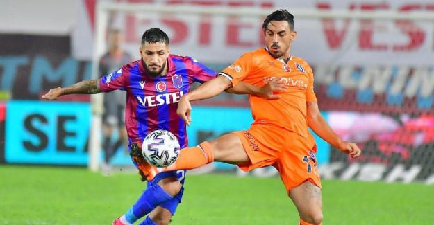 İlk Yarı Oynanıyor! Başakşehir 0-0 Trabzonspor