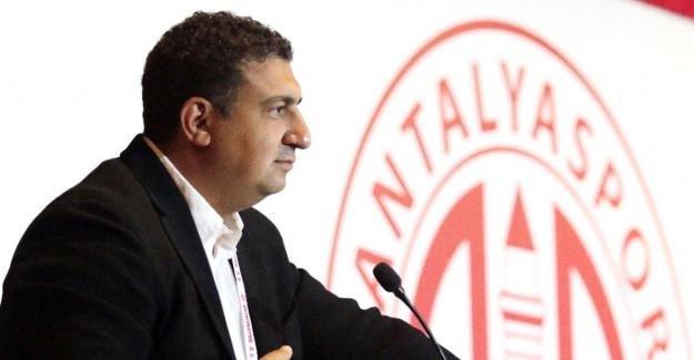 Süper Lig'de Kulüp Başkanı Görevi Bıraktı