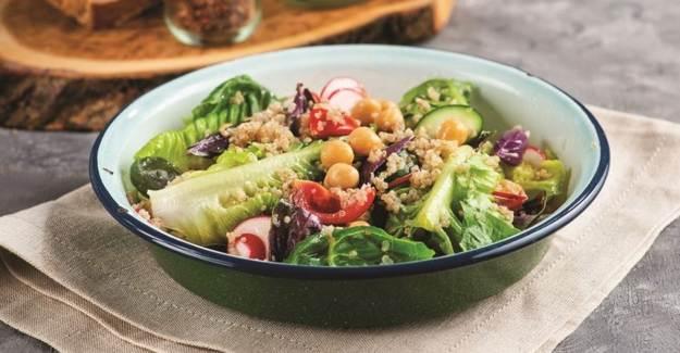 Tahıllı Salata Tarifi