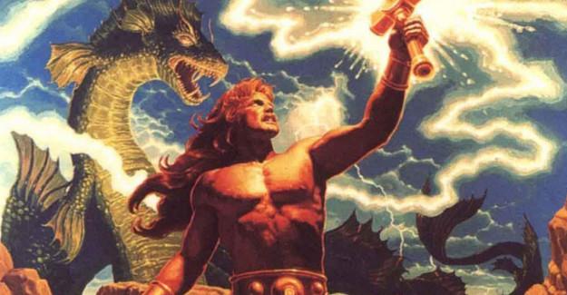 Thor Ne Anlama Gelir? Thor Kelimesi Neden Yağmur Yağdığında Kullanılır?