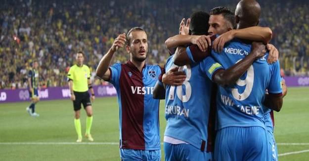 Trabzonspor, Kadıköy'de Zafer Arıyor