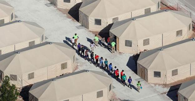 Trump Yönetimi Meksikalı Çocukları Ailesiz Bıraktı