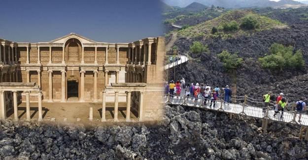 Türkiye'nin İlk ve Tek UNESCO Jeoparkı