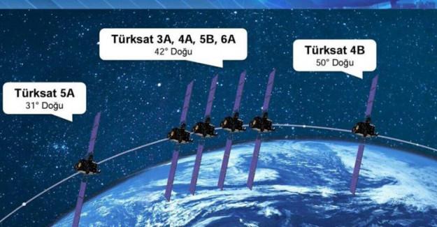 Türksat 5B'nin Uzaya Fırlatılma Tarihi Belli Oldu