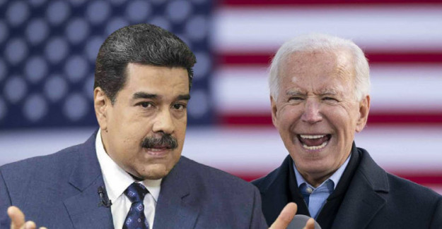 Venezuela Devlet Başkanı Maduro'dan Biden'a Mesaj