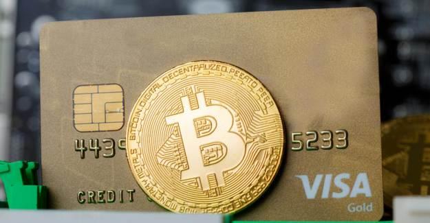 Visa 2021'de Kripto Parayı Kabul Edecek