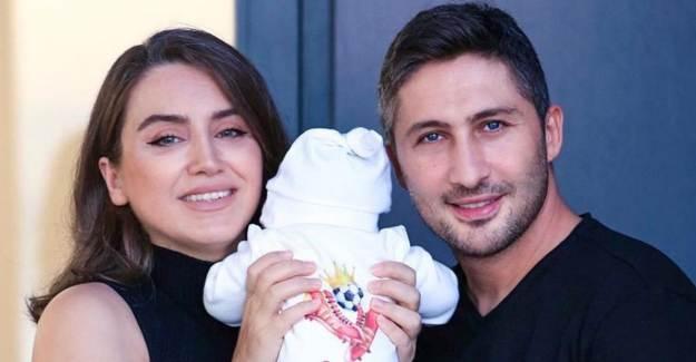 Yağmur Sarıoğlu Minik Oğlu Saran'la Paylaşım Yaptı