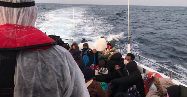 Yunanistan'ın Ölüme Terk Ettiği Kaçak Göçmenler Tutuklandı