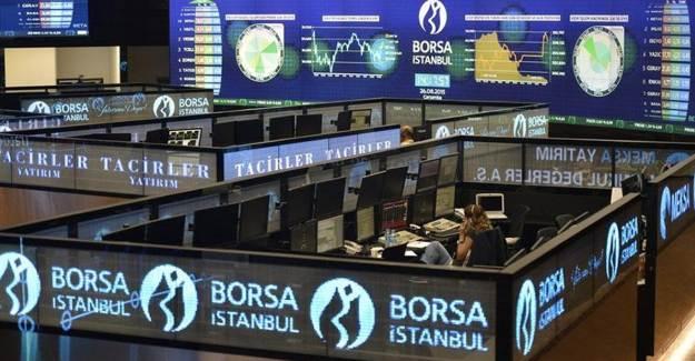 1.102 Puanla Borsa İstanbul 1.100 Psiklojik Eşiğini Aştı
