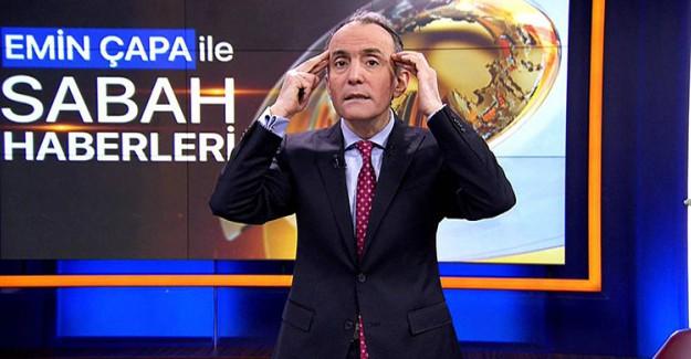 15 Temmuz Şehitleri'ne Hakaret Eden Emin, CNN'den Kovuldu!