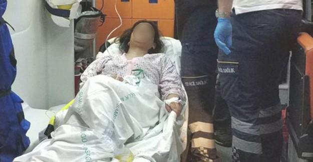 16 Yaşındaki Kız Kendini Bıçakladı