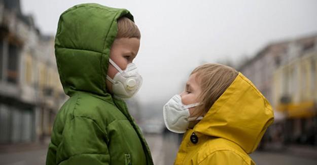 18 Soruda Çocuklar ve Coronavirüsü