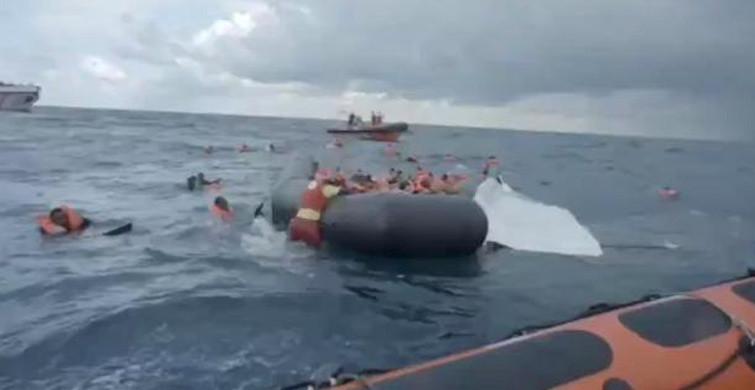 1'i Çocuk 41 Göçmen Tunus Açıklarında Hayatını Kaybetti