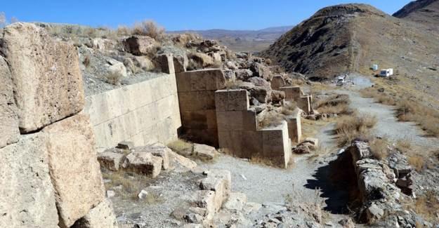 2 Bin 750 Sene Öncesinden Urartuların Deprem Önlemi
