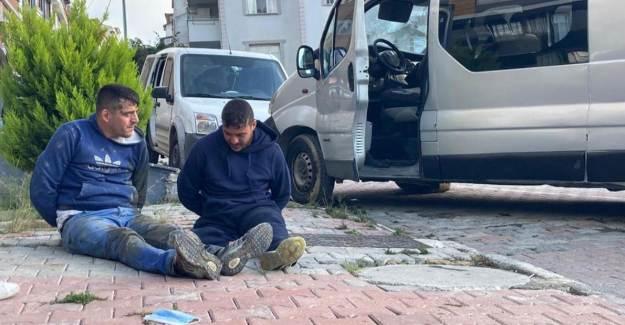 2 Milyonluk Vurgun Yapan Hırsızlık Çetesi Yakalandı