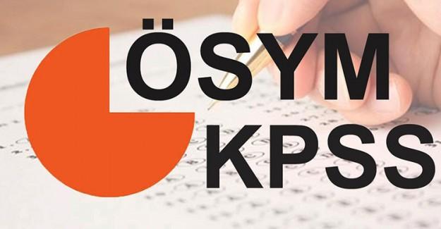 2018 KPSS Ne Zaman Yapılacak? Lisan, Önlisans ve Lise KPSS Başvuruları Başladı Mı?